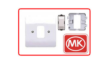 MK Switches and Sockets in UAE